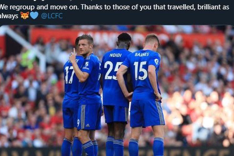 Leicester City 2019-2020 Unggul Segalanya dari Tim Juara 2015-2016