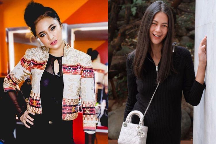 Bertemu dengan Paula Verhoeven Pertama Kali, Marshanda: Kok Kamu Bahagia Banget sama Baim Wong