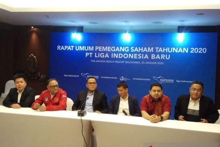 PT LIB Tak Ingin Kekurangan Dana Sponsor Terulang di Liga 1 2020