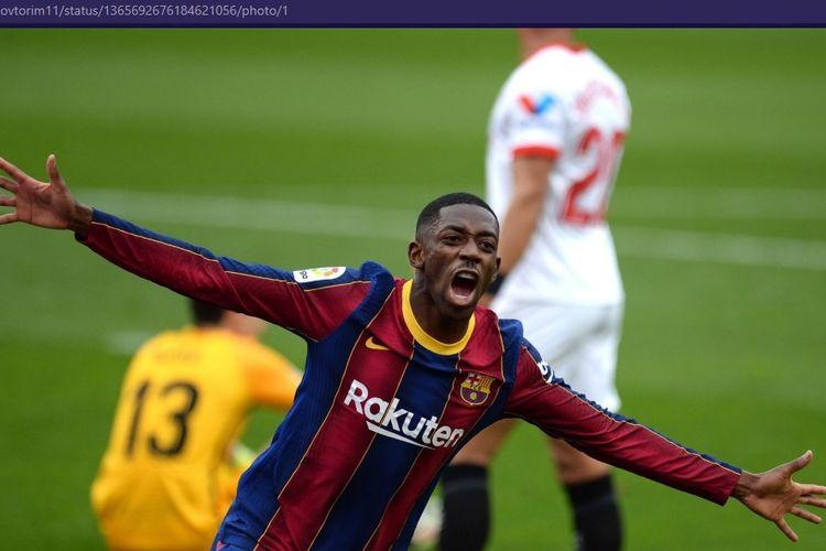 Punya Statistik Menarik, Bocah Nakal Barcelona Lebih Unik dari Lionel Messi  - Bolasport.com