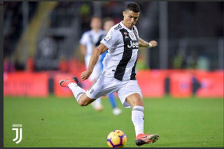Cristian Ronaldo Cetak Gol Brilian dari Jarak 36 Meter, FC Porto Dikalahkan