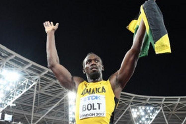 7 Kutipan Inspiratif Dari Sang Legenda Lari Usain Bolt Bolasport Com