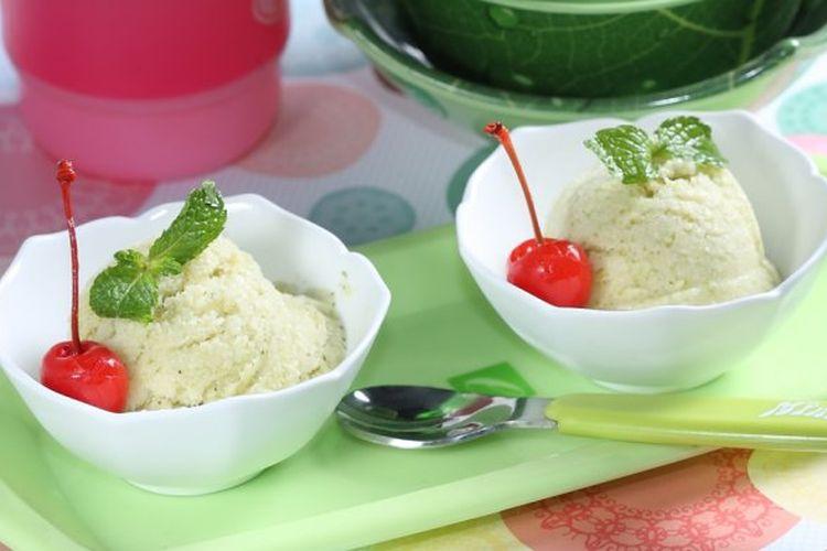 Resep Membuat Es Krim Dari Sayuran Agar Diet Sukses Dan Anak Sehat Semua Halaman Grid