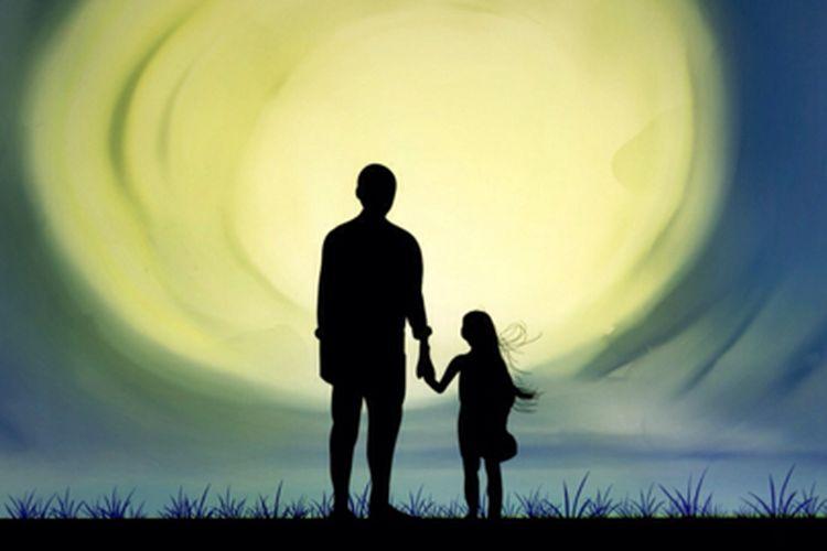 Tega Hanya Karena Benci Punya Anak Perempuan Seorang Ayah Mengubur
