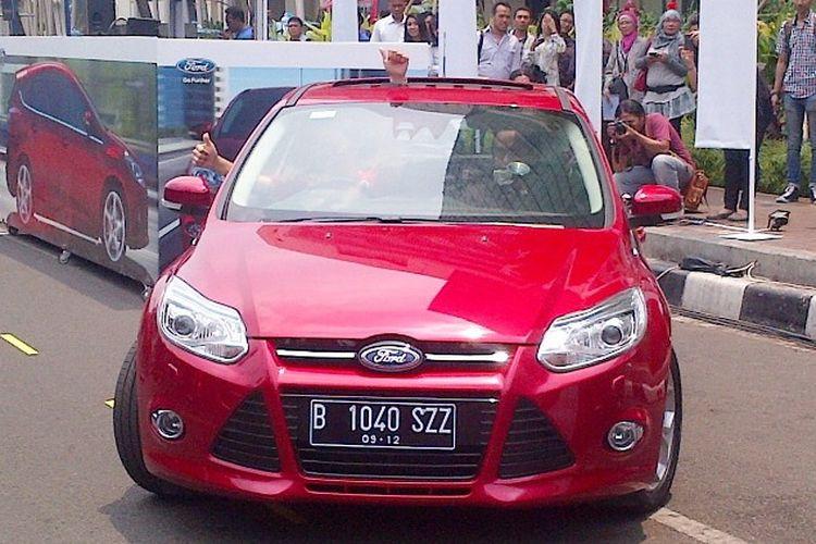 New Ford Focus >> All New Ford Focus Bisa Parkir Sendiri Semua Halaman Hai