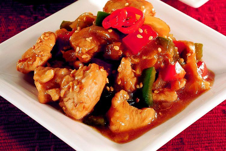 Resep Sehat Chicken Teriyaki Gridid