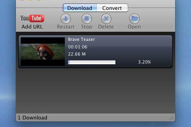 cara download video youtube pada mac