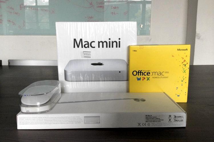 MM Market: Mac Mini (Late 2012) Banyak Bonus, Harga 5 Jutaan Saja (SOLD)