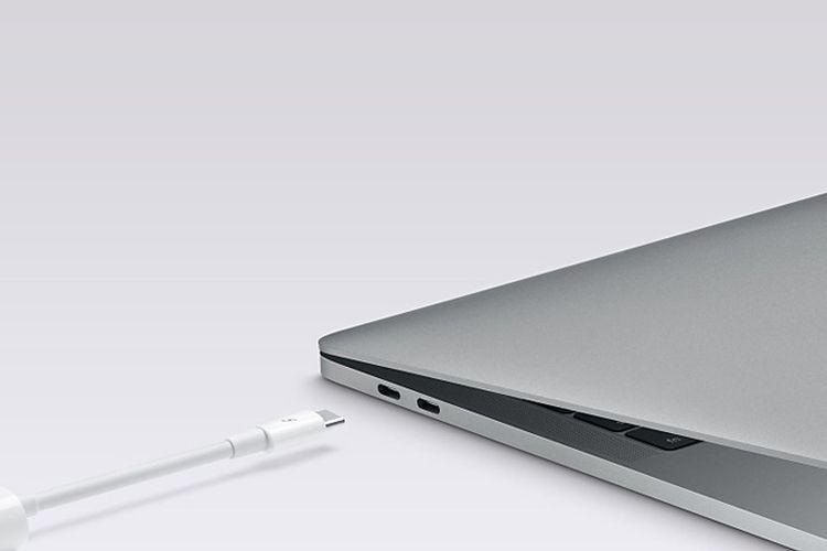 Kabel USB-C Bawaan MacBook Pro Tidak Mendukung Target Disk Mode