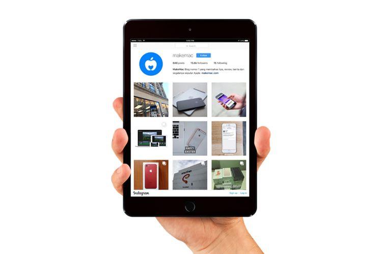 Panduan Lengkap Menggunakan Fitur Baru Instagram.com di iPad