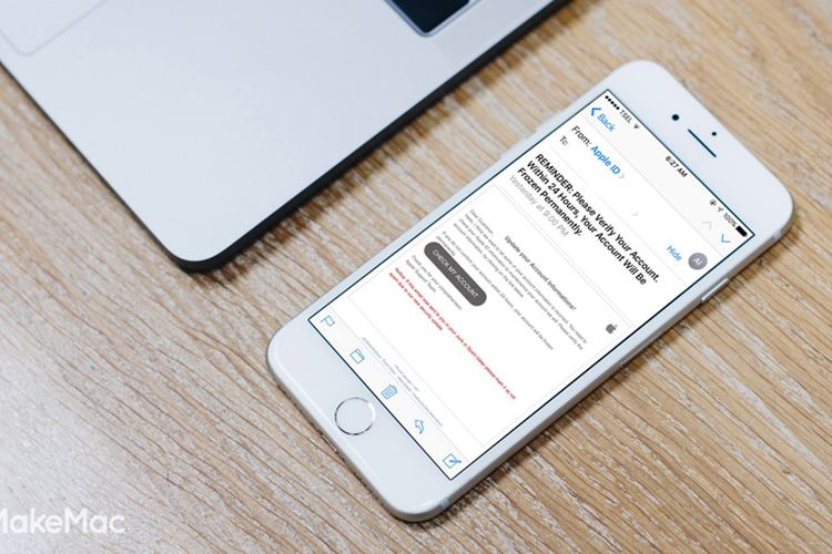 5 Tips Agar Terhindar Dari Kejahatan Phishing Apple ID