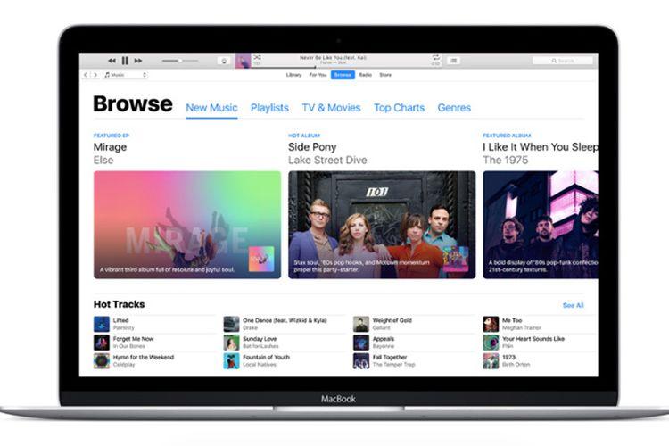 Akses App Store Lewat iTunes di Mac dan PC Resmi Dihapus