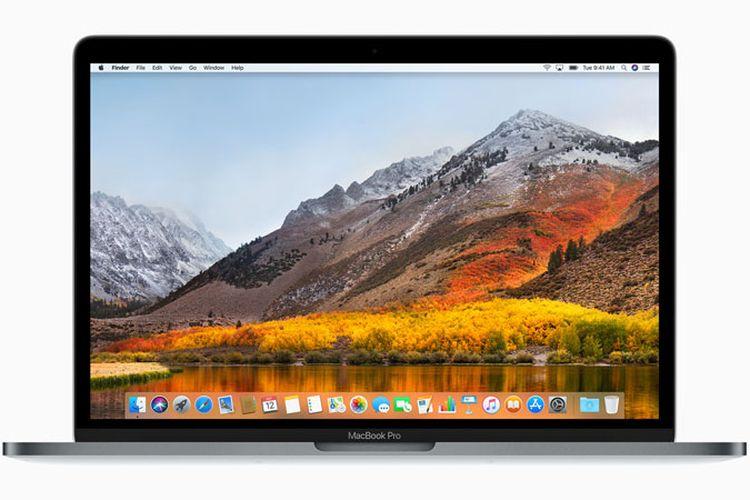 macOS High Sierra Resmi Dirilis untuk Pengguna Umum