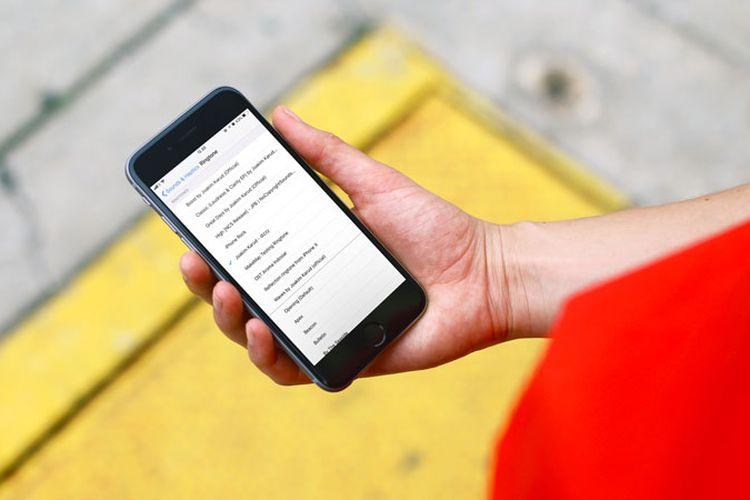 cara buat ringtone untuk iphone