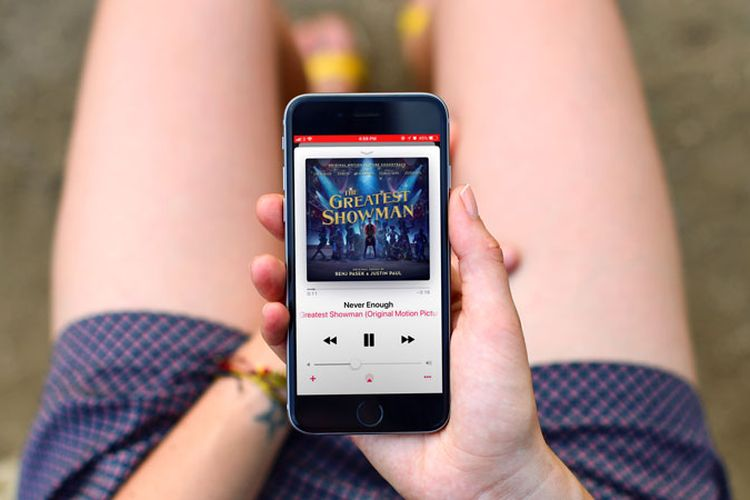 Tutorial Screen Recording + Suara dari Apple Music di iOS 11.3