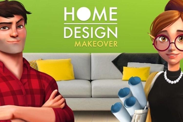 Review Home Design Makeover Menjadi Seorang Desainer Interior