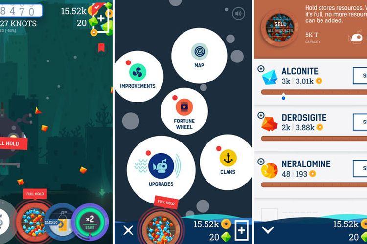 Katalog App dan Games Mingguan: Badland Brawl, Sushi Ride