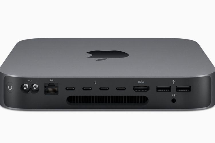 Hasil Benchmark Mac Mini 2018 Sebanding dengan Mac Pro