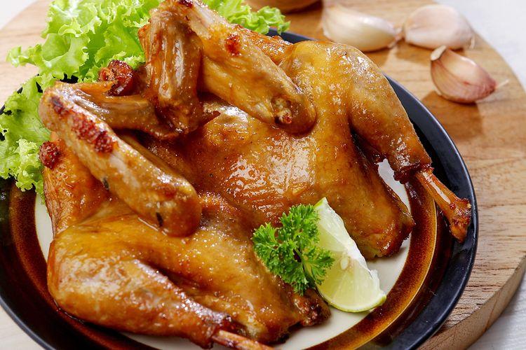 Ini Resep Ayam Goreng Kalasan Yang Enak Dan Gurih Nova