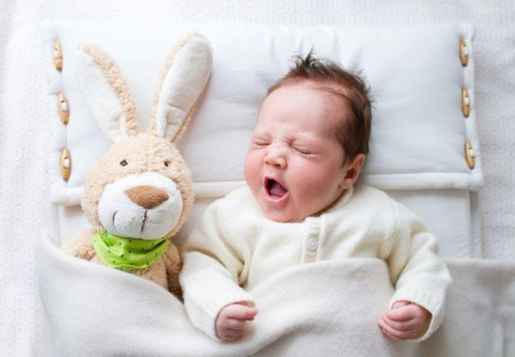 Agar Bayi Tertidur dengan Sendirinya, Apa yang Harus Dilakukan?
