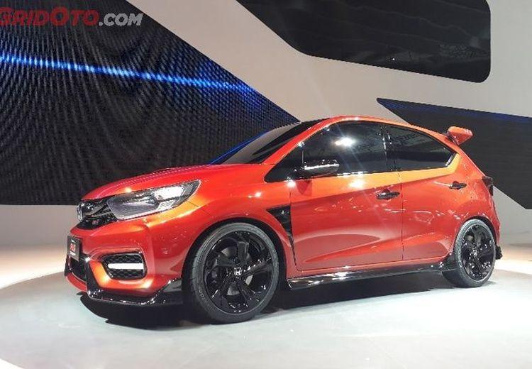 Honda Small RS, Mobil Konsep City Car Dengan Karakter Sporty