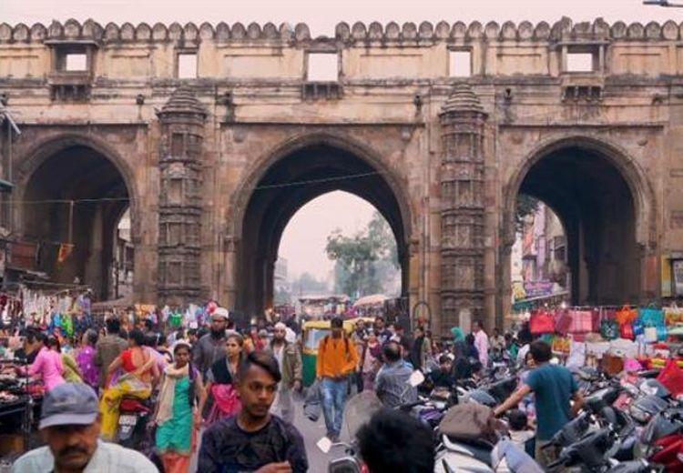 Melihat Arsitektur Menakjubkan di Situs Warisan Dunia Pertama di India