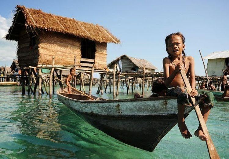 Sering Dijumpai di Indonesia, Ternyata Suku Ini Tidak Memiliki Kewarganegaraan