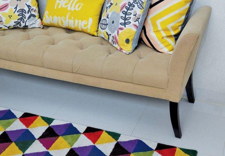 Jangan Keliru, 3 Kunci Ini Harus Diperhatikan Saat Memilih Karpet