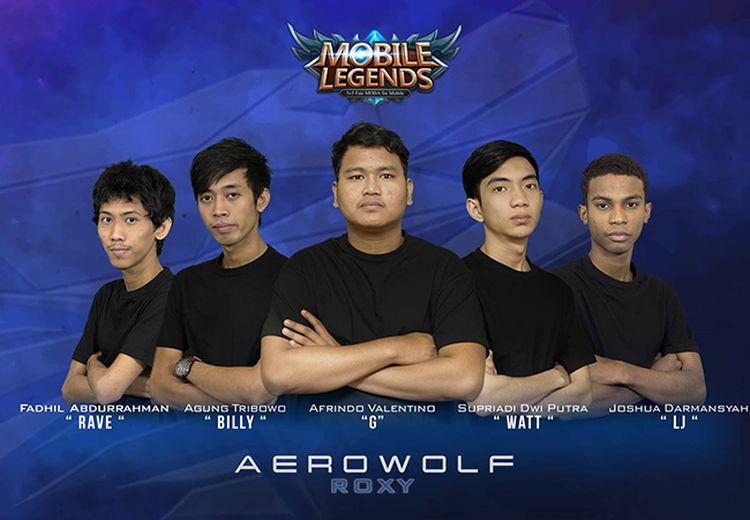 Ini Nih, 5 Pelajaran dari Kemenangan Aerowolf Roxy di Garuda Cup