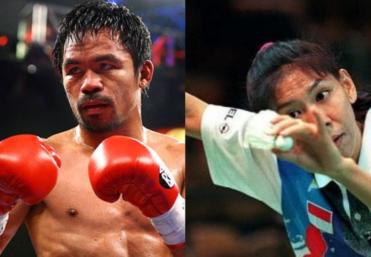 10 Atlet Legenda Asia yang Bikin Musuh 'Merinding' Ketakutan!