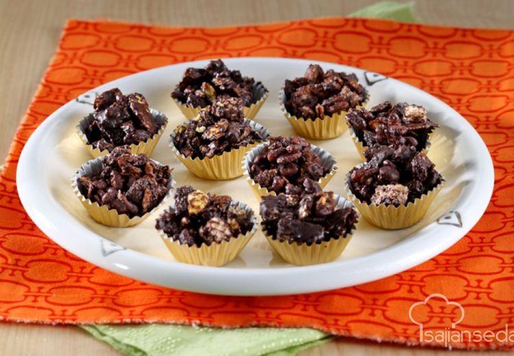 Jadikan Cokelat Cornflake Biskuit Satu Ini Pilihan Kue Lebaran yang Renyah dan Enak