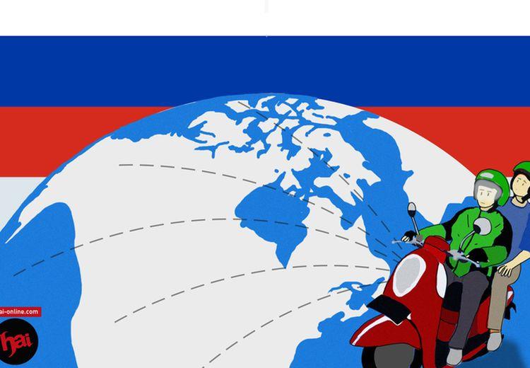 Yang Perlu Diketahui Jika Kamu Mau Ke Rusia untuk Nonton Piala Dunia 2018
