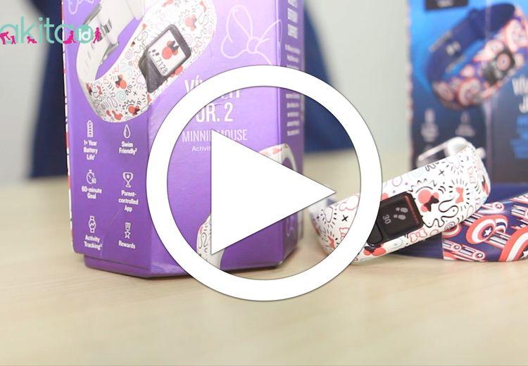 [VIDEO] Review & Unboxing - Garmin VivoVit Jr 2, Indonesia + GIVEAWAY!!!
