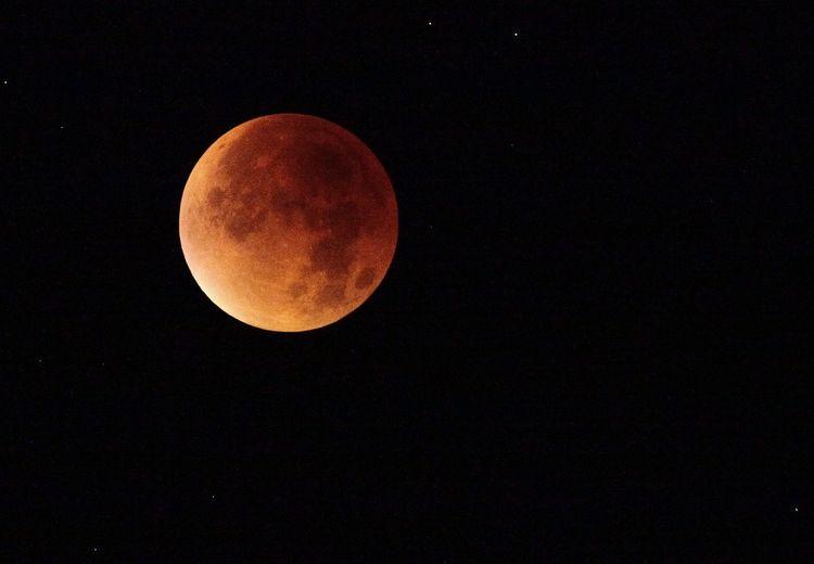Catet, Ini Dia Tempat untuk Nonton Gerhana Bulan Total Akhir Bulan Ini