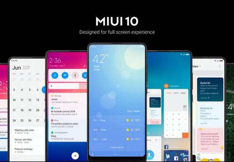 Daftar 28 Smartphone Xiaomi yang Kebagian MIUI 10