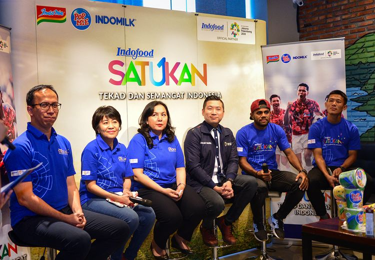 Sukseskan Pawai Obor Asian Game 2018, Indofood Satukan Semangat Bersama Masyarakat