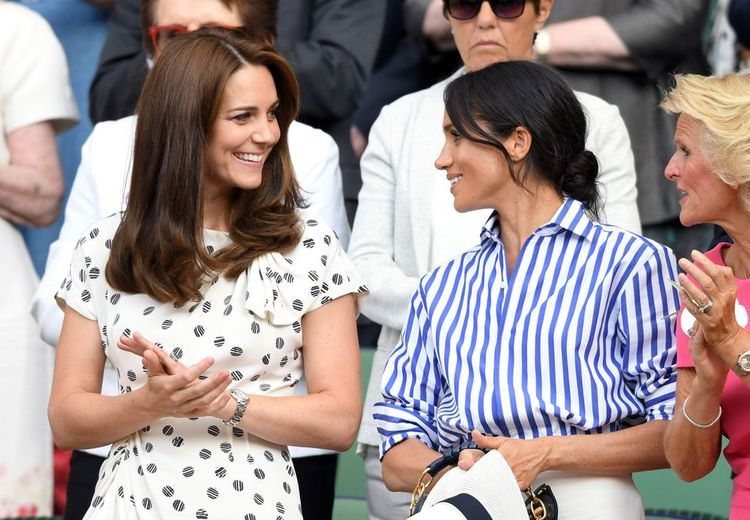 Bahasa Tubuh Meghan Markle Saat Bersama Kate Middleton. Bersaing?