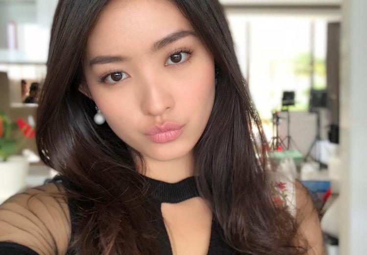 Pamer Wajah dengan Makeup Freckles, Natasha Wilona Malah Tuai Kritikan!