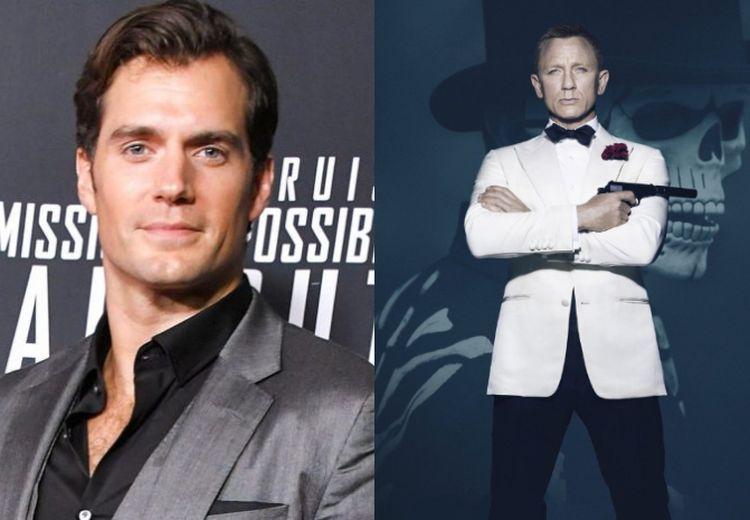 Pemeran Superman, Henry Cavill Mengaku Pantas Jadi James Bond