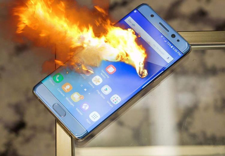 Inilah 4 Ponsel Terkenal yang Pernah Meledak, Salah Satunya Xiaomi