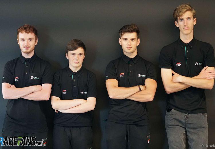 Bukan Mobil, Mercedes Kini Meluncurkan Tim eSport untuk Berlaga di F1