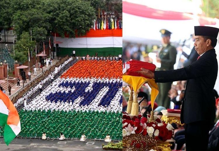 Indonesia Merdeka Gelar Lomba 17-an, Negara Lain Ngapain di Hari Kemerdekaannya?
