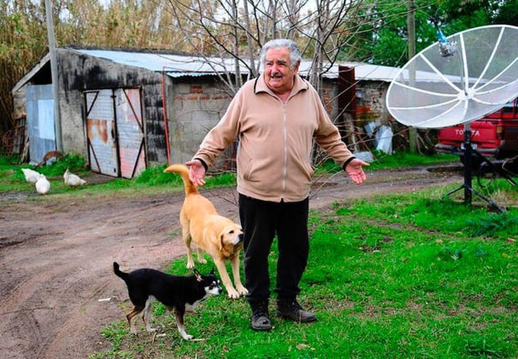 Jose Mujica, Presiden Termiskin di Dunia yang Tak Peduli dengan Penampilan