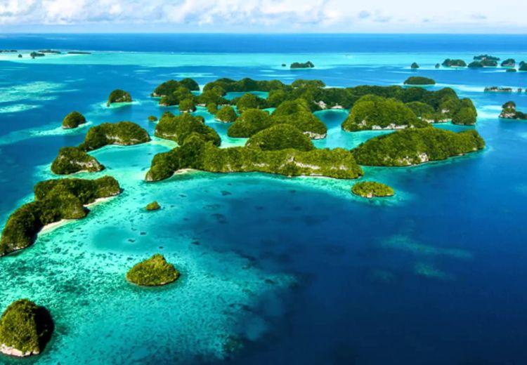Bak Kepingan Surga, Seperti Inilah Keindahan Mikronesia yang Dipimpin Presiden Keturunan Indonesia