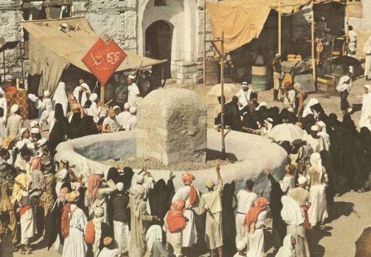 Kumpulan Foto Menakjubkan Ibadah Haji Zaman Dulu, Sederhana dan Tak Perlu Berdesakan