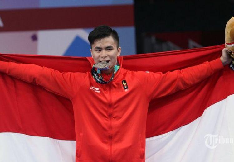 Kenalan Sama Edgar Xavier Marvelo, Peraih Medali Pertama Indonesia di Asian Games 2018