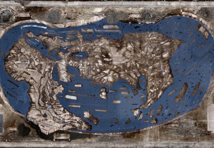 Peta Tahun 1491 yang Memengaruhi Perjalanan Christopher Columbus