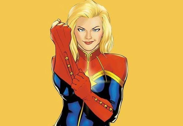 Inilah 8 Kekuatan Captain Marvel yang Disebut Bisa Mengalahkan Thanos