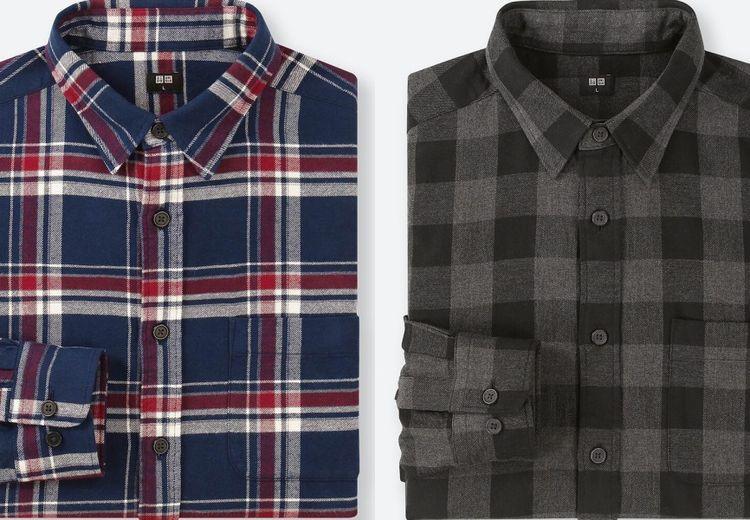 Ngintip Desain-desain Baru Flannel Uniqlo, Buat Sambut Musim Dingin!