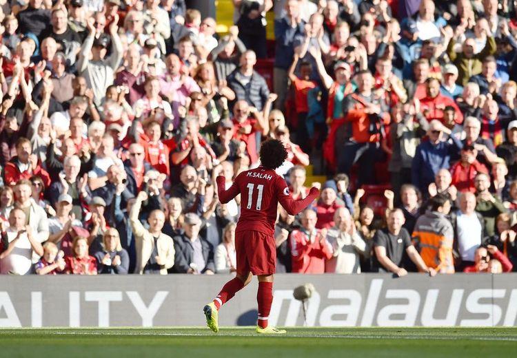 Firmino Cetak Gol Kemenangan Liverpool, Orang-Orang Pertanyakan Reaksi Kesal Mohamed Salah